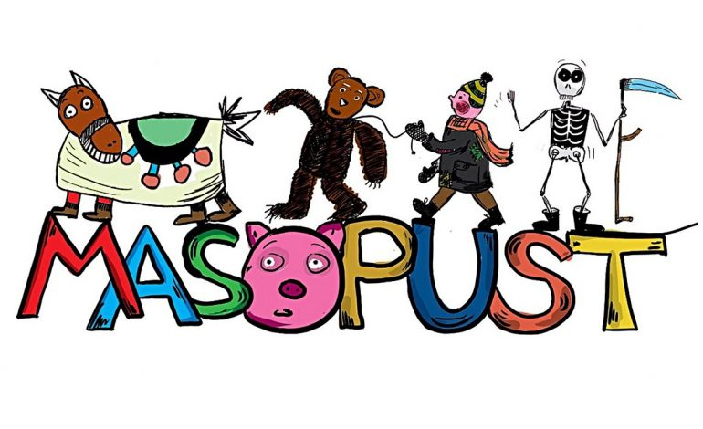 Image result for masopust kreslený